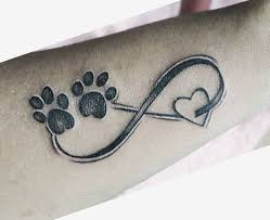25 gorgeous dog memorial tattoos ideas on pinterest pet tattoos