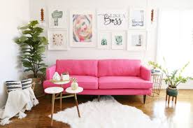 modern ranch reno the perfect sofa for my office classy clutter