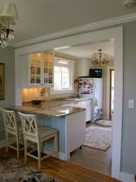 Small Kitchen Designs With Island by Best 25 Small Open Kitchens Ideas On Pinterest Open Shelf