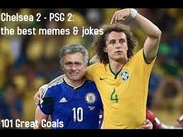 Chelsea Meme - psg dump chelsea out the chions league all the best memes