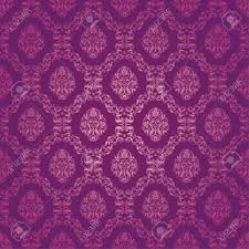 Purple Damask Wallpaper by 4 580 Damask Rich Wallpaper Stock Illustrations Cliparts And