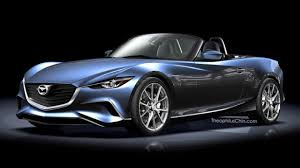 mazda new model new mazda mx 5 rendered top gear