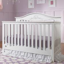 Crib White Convertible by Fisher Price Mia 4 In 1 Convertible Crib In Snow White