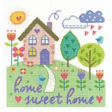 cross stitch kits and patterns hobbycraft