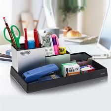 organisateur de tiroir bureau métal boîte de rangement de bureau organisateur tiroir stylo carte