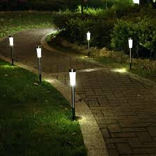 the best solar lights solar sidewalk lights solar ls lights waterproof stainless steel