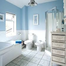 Bathroom Ideas Blue And White Blue Bathroom Britva Club