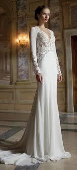 robe de mari e dentelle manche longue 1001 idées pour une vision chic avec la robe de mariée en