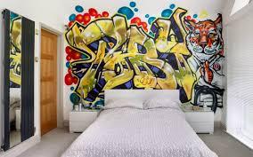 unusual bedroom interior design ideas 2016 small design ideas unusual bedroom interior design ideas 2016 graffiti at the headboard
