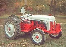 ford red paint where do you get it yesterday u0027s tractors