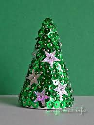 and craft for styrofoam tree