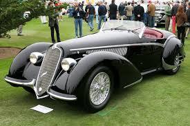 1937 1938 alfa romeo 8c 2900b corto touring spider images