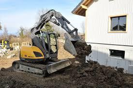 crawlers excavators mecalac 8mcr tractors pinterest tractor