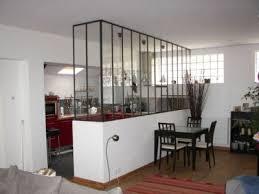 fenetre separation cuisine separation verriere cuisine maison design bahbe com