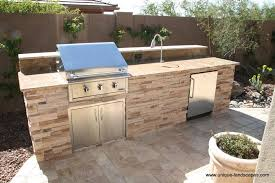 outdoor barbeque designs magnificent out door barbecues of stylish outdoor kitchen eizw info