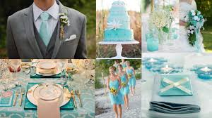 aquamarine wedding great wedding theme colors top 5 color theme for wedding