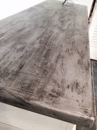 get tutorial of diy kitchen island images make me pretty u2013 zinc countertop diy countertop tutorials and