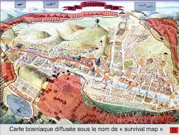 siege de sarajevo géographie de la ville en guerre séance pédagogique