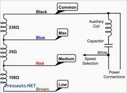 permanent split capacitor motor wiring diagram in copeland
