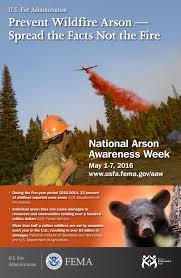 Wildfire Tools by 2016 Arson Awareness Week Fighting Wildfires With Awareness