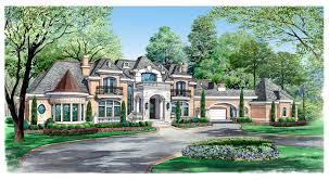 neoclassical house plans dallas design group