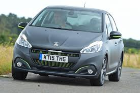 peugeot range 2016 new peugeot 208 bluehdi 2015 review auto express