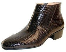 s dress boots size 11 s boots in brand giorgio brutini material snakeskin width