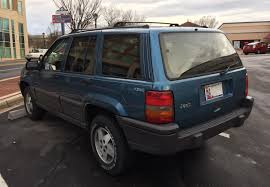blue jeep grand cherokee file jeep grand cherokee zj first generation in blue 2of2 jpg