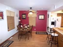 Accent Wall In An Open Floor Dining Area - Dining room accent wall