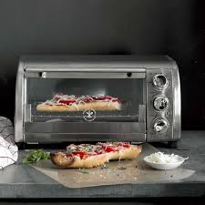 Spacesaver Toaster Oven Williams Sonoma Open Kitchen Stainless Steel Toaster Oven
