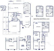 black ranch floor plan us home gold mine ii model