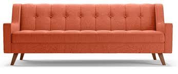 cheap mid century modern sofa mid century modern furniture manu tailer joybird furniture