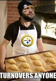 Ben Roethlisberger Meme - turnovers anyone funny