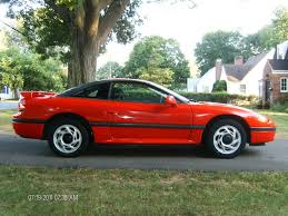 dodge stealth red vwvortex com fs ft 1991 dodge stealth es 104k clean ct