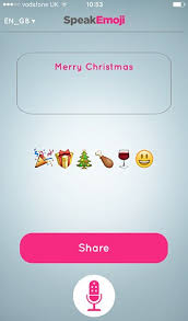 speakemoji translator app turns everything you say into emoji
