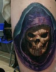 100 grim reaper tattoo grim reaper tattoo stock images