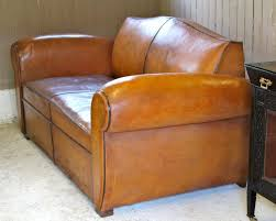 Vintage Sofa Bed Sofa Cute Art Deco Sofa Bed Vintage French Leathe As598a012z Art