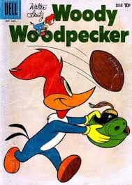walter lantz woody woodpecker 64 issue