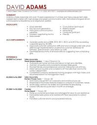 sales associate resume exles sales associate resume skills create my resume retail sales