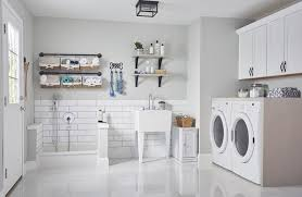 drop in laundry room sink the utility sink or laundry gets you organized awesome room within 9