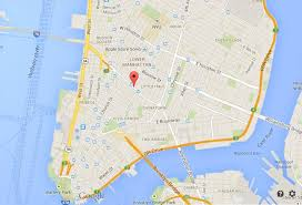 location canap where is canal on map manhattan lower easy guides