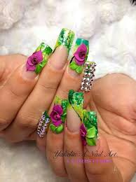 133 best nails 3d flowers images on pinterest acrylic nails
