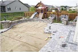 backyards impressive brick backyard backyard design brick