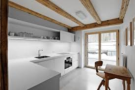 Modern Interior Design Kitchen with Minimalist Chalet In Chamonix France Home Interior Design