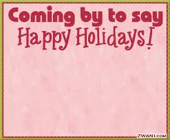 coming by to say happy holidays pictures photos and images for