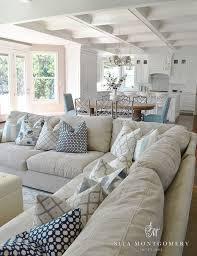 Coastal Decorating Ideas Living Room Nightvaleco - Casual decorating ideas living rooms