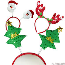 christmas headbands plush christmas headbands wholesale bulk pricing www joissu