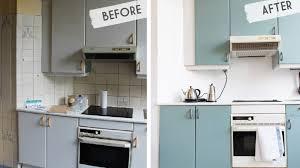 les meubles de cuisine relooker ses meubles de cuisine avec un petit budget