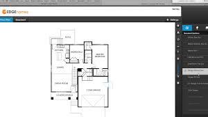 interactive floor plans new interactive floor plans edgehomes youtube