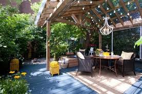 Creative Backyard Creative Backyard Patio Ideas To Increase The Beauty And Value Of